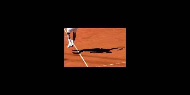 Federer est le maître sur terre - La Libre