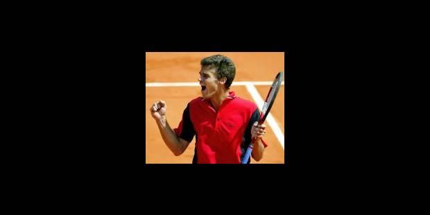 Kuerten s'offre Federer ! - La Libre