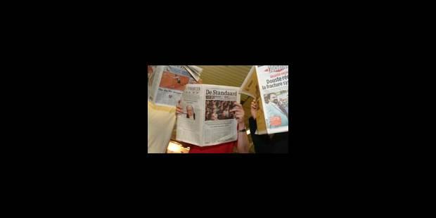 La presse de qualité adopte le tabloïd - La Libre