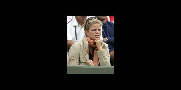 Clijsters à Wimbledon en spectatrice - La Libre