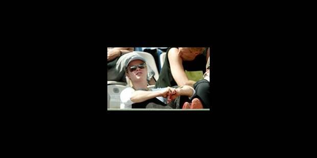 Kim Clijsters absente à Wimbledon - La Libre