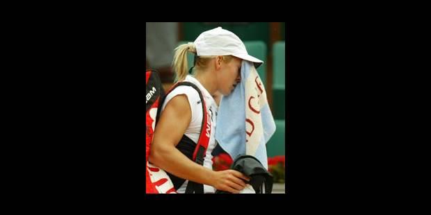 Justine Henin également forfait pour Wimbledon - La Libre