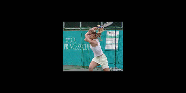 Elke Clijsters met fin à sa carrière - La Libre