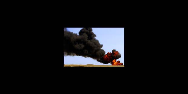 Arrêt des exportations de brut après un acte de sabotage - La Libre