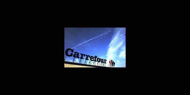 Sortie groupée en vue chez Carrefour - La Libre