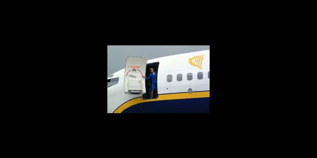La Région hausse le ton face à Ryanair - La Libre