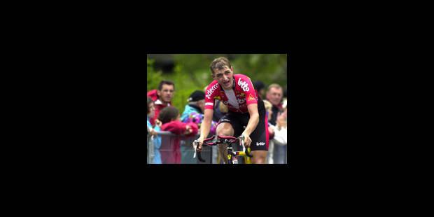 Décès de l'ancien coureur Stive Vermaut - La Libre