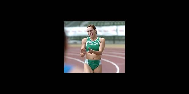 Gevaert, championne à son meilleur niveau - La Libre
