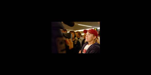 Justine Henin hors-Jeux? - La Libre