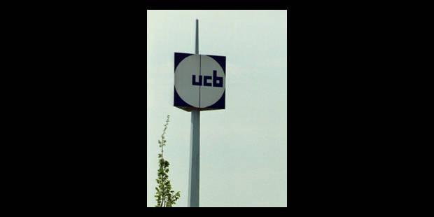 UCB cède sa division «Films» à Candover - La Libre