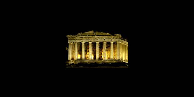 Athènes achève ses chantiers et prend des couleurs olympiques - La Libre