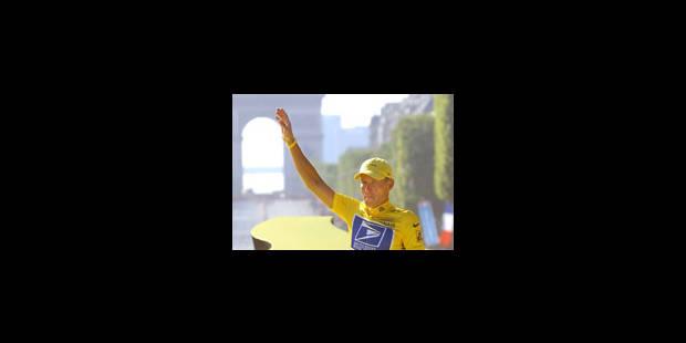 Armstrong dans la légende du sport - La Libre
