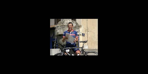 Armstrong prêt pour la remontée finale - La Libre