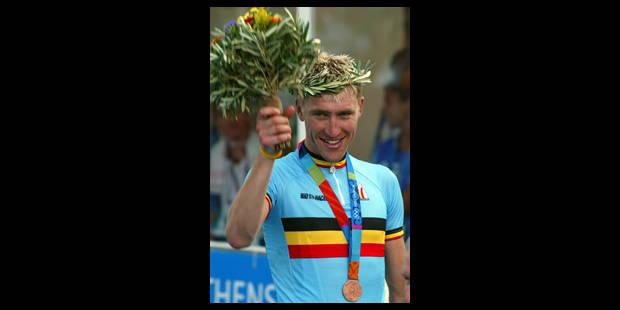 Axel Merckx décroche le bronze
