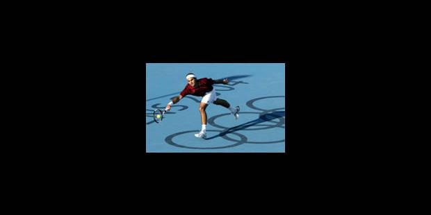 Roger Federer éliminé