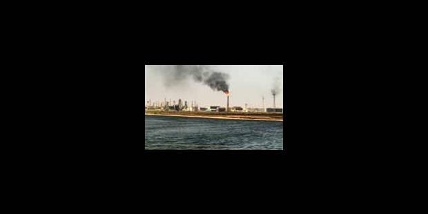 La flambée pétrolière se calme et les bénéficiaires font leurs comptes - La Libre