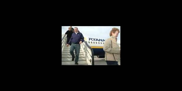 Ryanair mise au pied du mur - La Libre