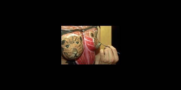 Le tatouage fait sa grande entrée - La Libre