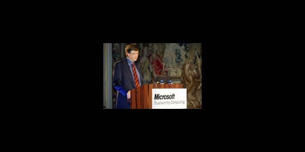 Microsoft - Commission européenne: dans le vif du sujet - La Libre