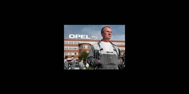 Opel Anvers va perdre 300 emplois - La Libre