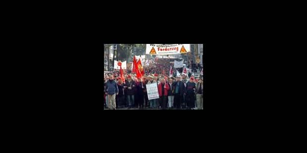 Bochum, une ville entière lutte pour la survie d'Opel - La Libre