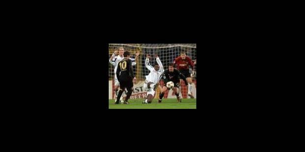 Anderlecht - Brême 1-2 - La Libre