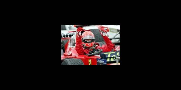 Schumacher a tué le championnat - La Libre