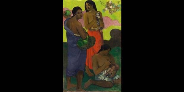 Gauguin, Miro, Monet, stars des ventes d'automne à New York - La Libre