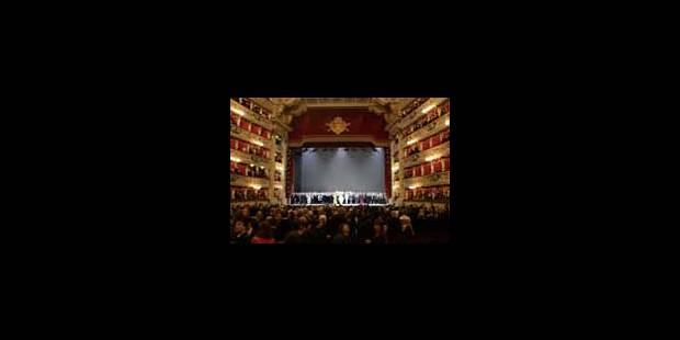 Le Tout-Milan à la Scala pour la réouverture - La Libre