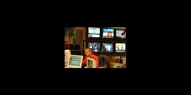 Le raz-de-marée de la télé se poursuit - La Libre