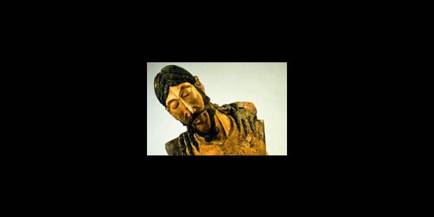 Sculptures du val de Boi - La Libre