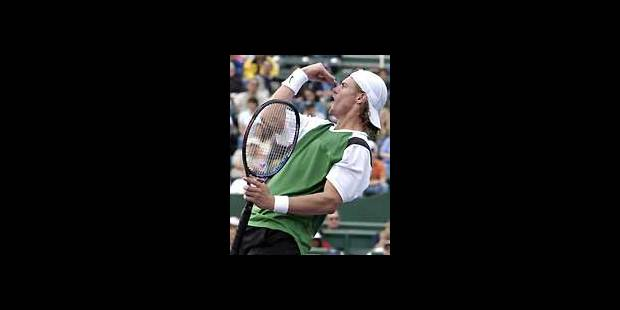 Hewitt veut la peau de Federer - La Libre