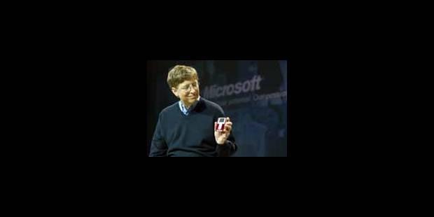 Bill Gates veut divertir davantage - La Libre