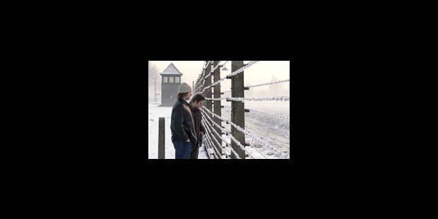 Avant «La Chute», il y eut Auschwitz... - La Libre