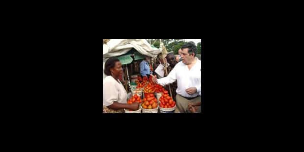 Brown appelle à l'annulation de la dette des pays africains - La Libre