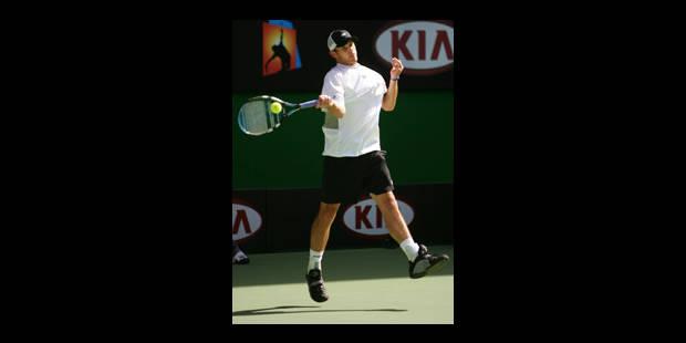 Andy Roddick en demi-finale