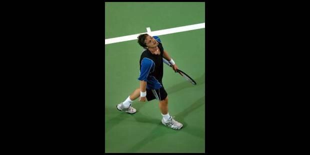 Safin s'offre Federer pour ses 25 ans - La Libre