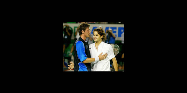 Safin met fin à la série de Federer - La Libre
