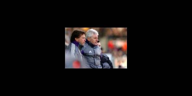 Anderlecht n'y croit plus - La Libre