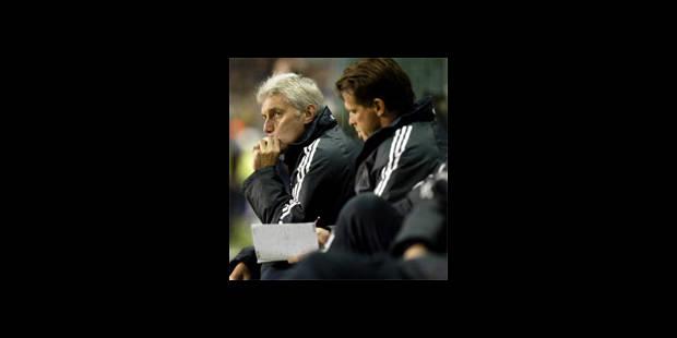 Anderlecht licencie Hugo Broos - La Libre
