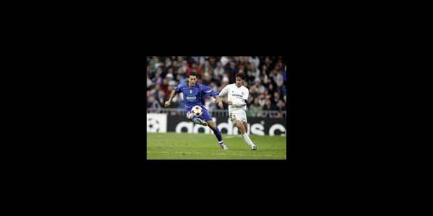 Service minimum pour le Real Madrid - La Libre