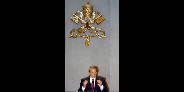 Le Vatican se veut rassurant