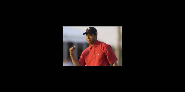 Tiger Woods, le retour - La Libre