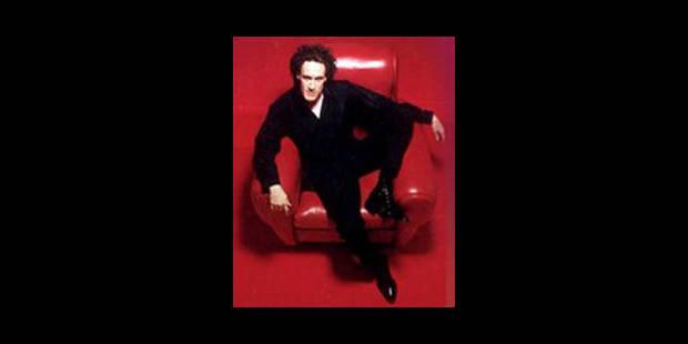 Le chanteur David Linx nommé Chevalier des Arts et des Lettres - La Libre