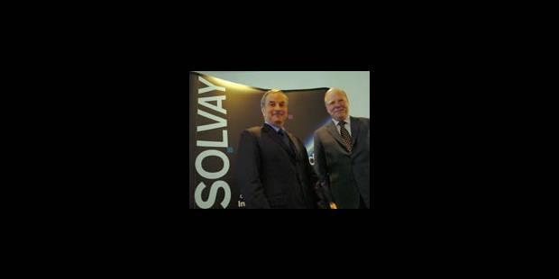 Solvay casse sa tirelire pour Fournier - La Libre
