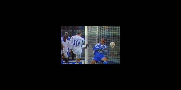 Anderlecht-La Louvière ne sera pas rejoué - La Libre