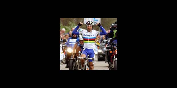 Freire plus fort que Lotz et Merckx - La Libre