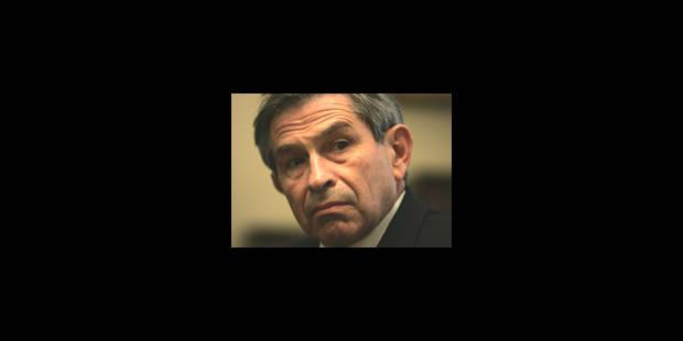 Wolfowitz, le «loup» est à Bruxelles - La Libre