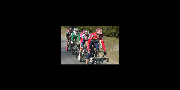 Axel Merckx avoue un «petit faible» - La Libre