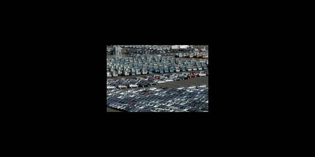 Ventes de voitures neuves en recul - La Libre